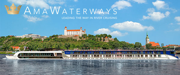 Receive up to $100 Onboard Credit - AMA Waterways