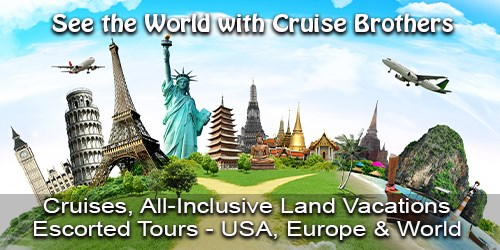 Travel with Cruise Brothers