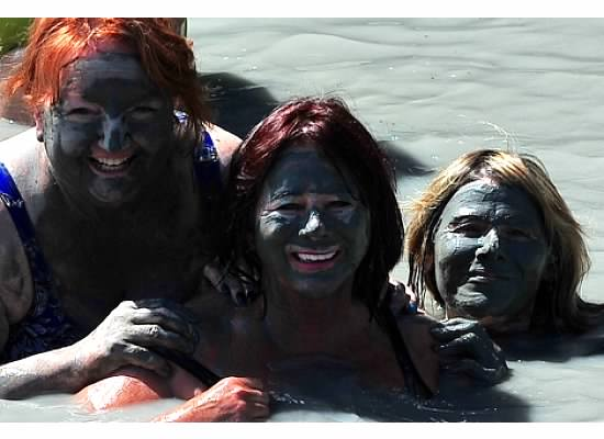 Turkey Mud Baths