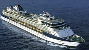 Celebrity Cruise to Bermuda with Free Bus
