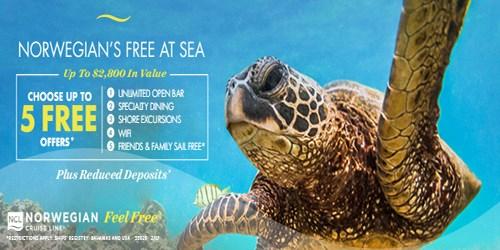 NCL Free at Sea marapr17
