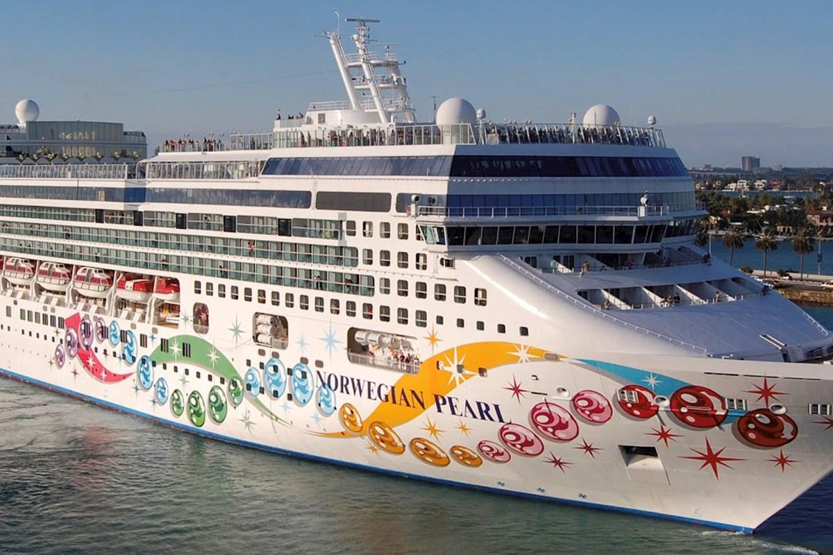 Cruise Brothers Norwegian Pearl