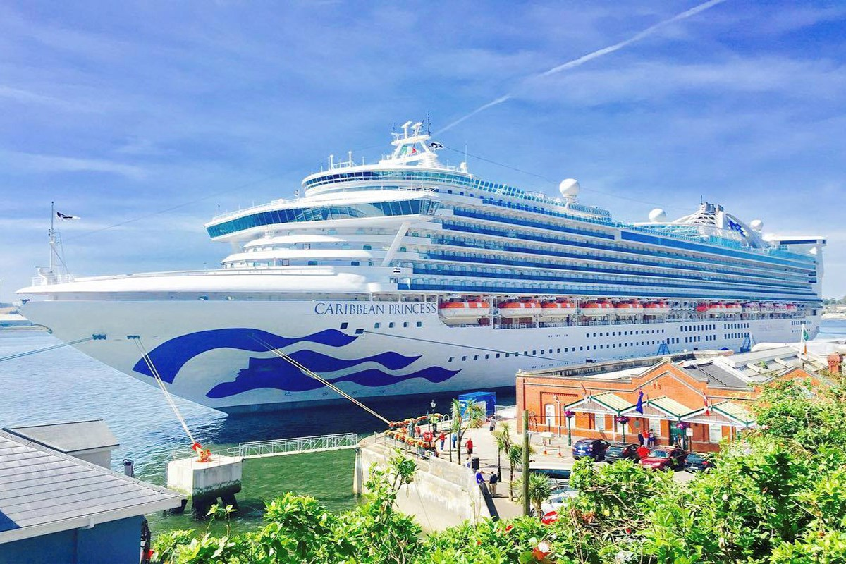 Cruise Brothers - Caribbean Princess