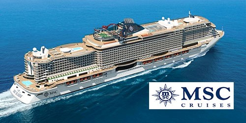 MSC Cruises - Reduced Deposits, Kids Sail Free