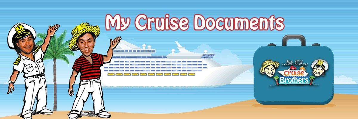 my cruise documents