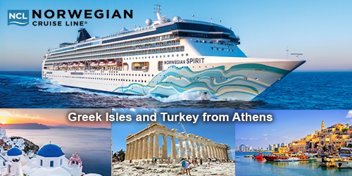 New Mediterranean Itineraries
