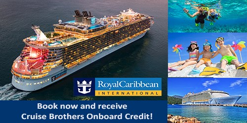 Cruise Brothers Bonus Onboard Credit