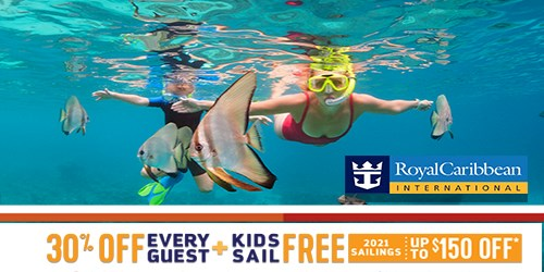 Royal Caribbean July offer