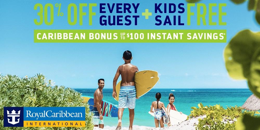 Royal Caribbean Wave Offer