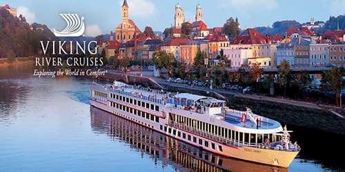 See Europe in Comfort with Viking River Cruises